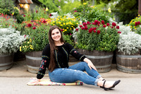 Jillian {Senior 2018}